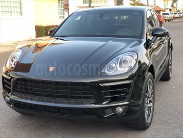 Foto venta Auto usado Porsche Macan S (2015) color Negro precio $870,000
