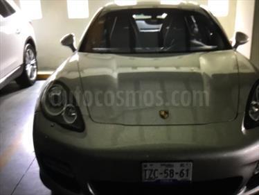 Foto venta Auto Usado Porsche Panamera Turbo PDK (2010) color Champagne precio $1,250,000