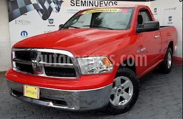 Foto venta Auto Usado RAM RAM SLT Crew Cab 5.7L 4x2 Flotillera (2012) color Rojo Cerezo precio $229,000