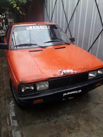 Foto venta Auto Usado Renault 11 TS (1989) color Rojo precio $40.000