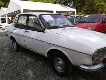 Renault 12 sedan usado (1974) color Blanco precio $2.500.000