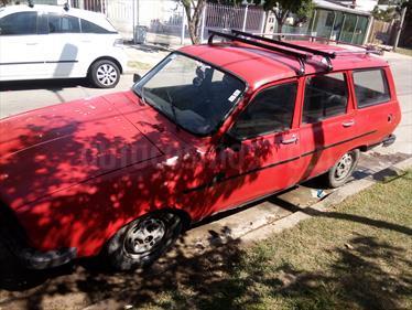Foto venta Auto Usado Renault 12 TL Break (1981) color Rojo precio $30.000