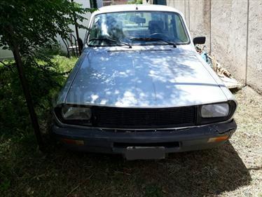 Foto venta Auto Usado Renault 12 TL GNC (1994) color Gris precio $40.000