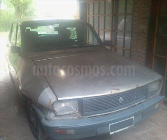 Foto venta Auto Usado Renault 12 TL (1993) color Gris precio $31.900