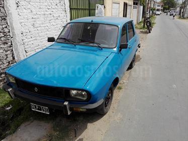 Foto venta Auto Usado Renault 12 TL (1987) color Azul precio $42.000