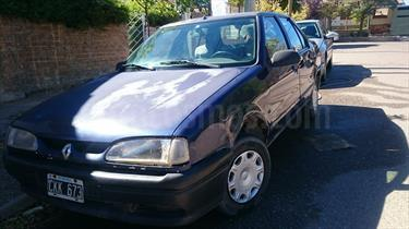 Foto venta Auto usado Renault 19 Tric RL 1.9L D Ac (1998) color Azul precio $40.000