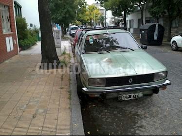 Foto venta Auto Usado Renault 20 TS (1982) color Verde precio $30.000