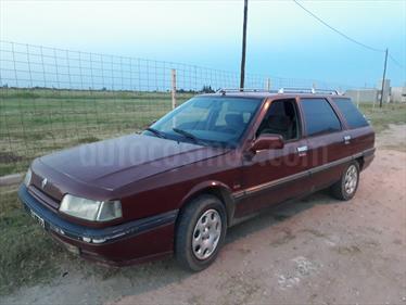 Foto venta Auto usado Renault 21 TXE Nevada (1993) color Bordo precio $50.000
