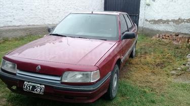 Foto venta Auto Usado Renault 21 TXE  (1992) color Bordo precio $55.000