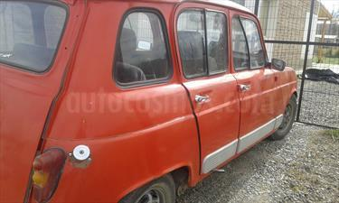 Foto venta Auto Usado Renault 4 S (1981) color Rojo Vivo precio $35.000