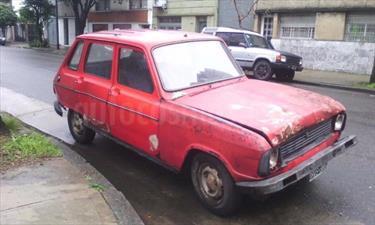 Foto venta Auto Usado Renault 6 MA 912 (1981) color Rojo precio $18.500