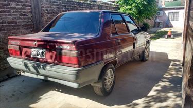 Foto venta Auto Usado Renault 9 GTL (1993) color Bordo precio $68.000