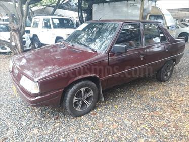 Renault 9 Gtl usado (1990) color Rojo precio $4.800.000