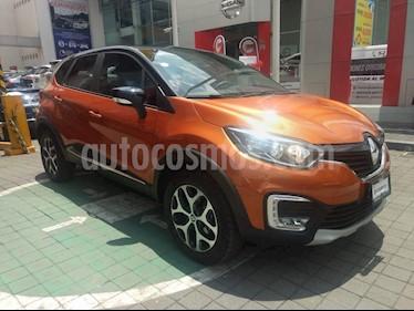 Foto venta Auto Usado Renault Captur Iconic Aut (2018) color Naranja precio $305,000
