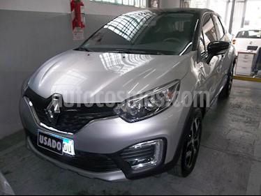 Foto venta Auto Usado Renault Captur Intens (2017) color Gris Plata  precio $560.000