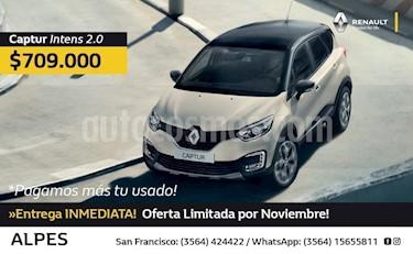Foto venta Auto Usado Renault Captur Intens (2018) precio $709.000