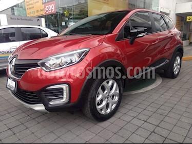 Foto venta Auto Usado Renault Captur Intens (2018) color Rojo precio $265,000