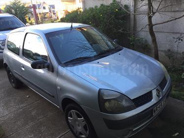 Foto venta Auto usado Renault Clio ll 3 Puertas 1.2 Authentique  (2006) color Gris Plata  precio $2.200.000