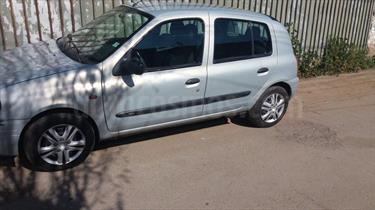 Foto venta Auto usado Renault Clio ll 5 Puertas 1.6 RN (2002) color Gris Plata  precio $1.800.000
