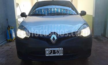 Foto venta Auto Usado Renault Clio Mio 3P Autenthique Pack Look (2013) color Gris Estrella precio $145.000