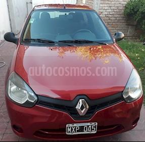 Foto venta Auto Usado Renault Clio Mio 3P Confort Pack (2013) color Rojo Fuego precio $160.000