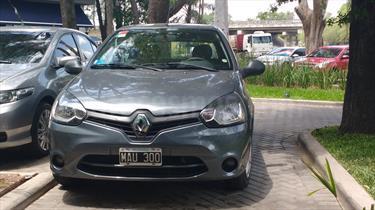 Foto venta Auto usado Renault Clio Mio 3P Expression Pack I (2013) color Gris Cuarzo precio $140.000