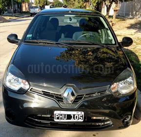 Foto venta Auto Usado Renault Clio Mio 5P Confort Pack Sat (2015) color Negro precio $175.000