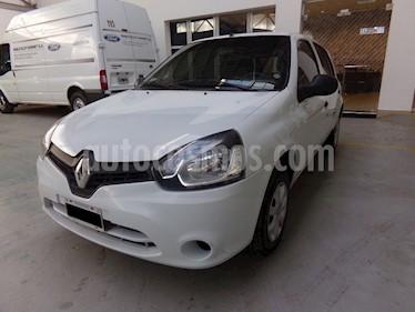 Foto venta Auto Usado Renault Clio Mio 5P Confort  (2014) color Blanco precio $188.100