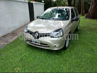 Foto venta Auto Usado Renault Clio Mio 5P Dynamique (2014) color Amarillo precio $195.000