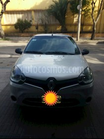 Foto venta Auto usado Renault Clio Mio 5P Expression Pack I (2013) color Gris Cuarzo precio $150.000