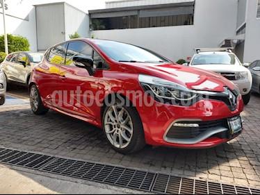 Foto venta Auto Usado Renault Clio R.S. 200 EDC Privilege Piel (2015) color Rojo Pasion precio $270,000