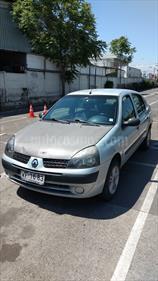 Foto venta Auto usado Renault Clio 1.6 RN Pack AA 5P (2003) color Gris Boreal precio $2.100.000