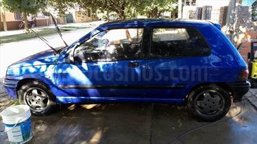 Foto venta Auto usado Renault Clio 1.6 (1997) color Azul