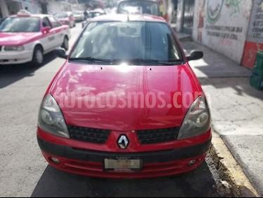 Foto venta Auto usado Renault Clio 1.6L Authentique (2006) color Rojo precio $47,000