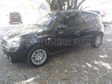 Renault Clio 1.6L RS usado (2008) color Negro precio $16.000.000
