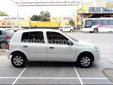 Foto venta Auto Usado Renault Clio 3P 1.2 Authentique (2013) color Blanco precio $168.000