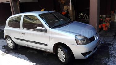 Foto venta Auto Usado Renault Clio 3P 1.2 Bic Authentique (2006) color Gris Plata  precio $95.000
