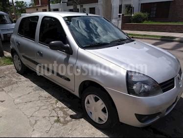 Foto venta Auto Usado Renault Clio 3P 1.2 Bic Authentique (2011) color Gris Claro precio $165.000