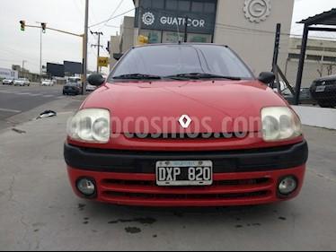 Foto venta Auto Usado Renault Clio 3P 1.6 2 Sport (2001) color Rojo precio $110.000