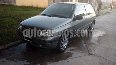Foto venta Auto usado Renault Clio 3P RN (1999) color Verde Medio precio $70.000