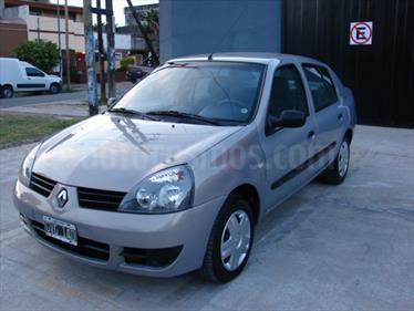 Foto venta Auto usado Renault Clio 4P 1.2 2 Tric RN Pack (2007) color Gris Tormenta precio $163.000