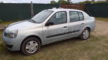 Foto venta Auto usado Renault Clio 4P 1.2 Tric Authentique (2006) color Acero precio $120.000
