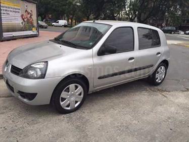 Foto venta Auto Usado Renault Clio 5P 1.2 2 Bic RN Pack (2010) color Gris Plata