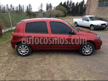 Foto venta Auto usado Renault Clio 5P 1.2 Authentique Pack I (2012) color Rojo precio $159.000