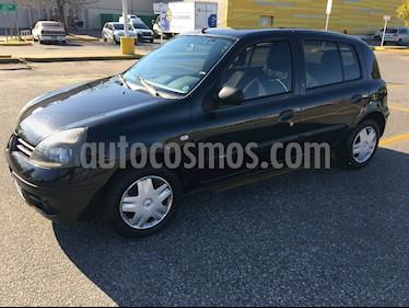 Foto venta Auto Usado Renault Clio 5P 1.2 Pack Plus (2008) color Negro precio $155.000