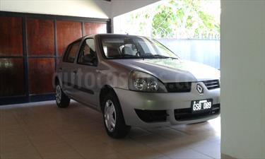 Foto venta Auto Usado Renault Clio 5P 1.5 Bic dCi Authentique (2007) color Gris precio $115.000