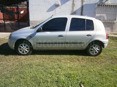 Foto venta Auto Usado Renault Clio 5P 1.6 2 Bic RT (2001) color Gris Claro precio $72.000