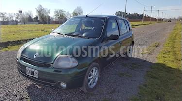 Foto venta Auto Usado Renault Clio 5P 1.6 2 Bic RT (2000) color Verde Oscuro precio $80.000