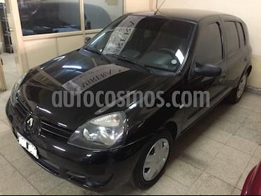 Foto venta Auto Usado Renault Clio 5p Authentique 1.2 Pack I (2009) color Negro precio $135.000