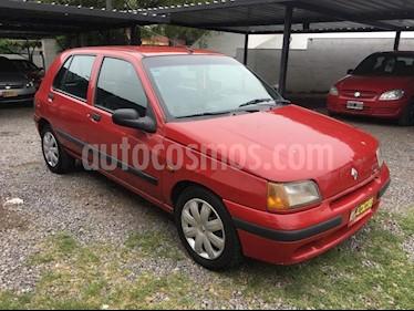 Foto venta Auto Usado Renault Clio 5P RL  (1994) color Rojo precio $60.000